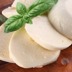 About Mozzarella cheese
